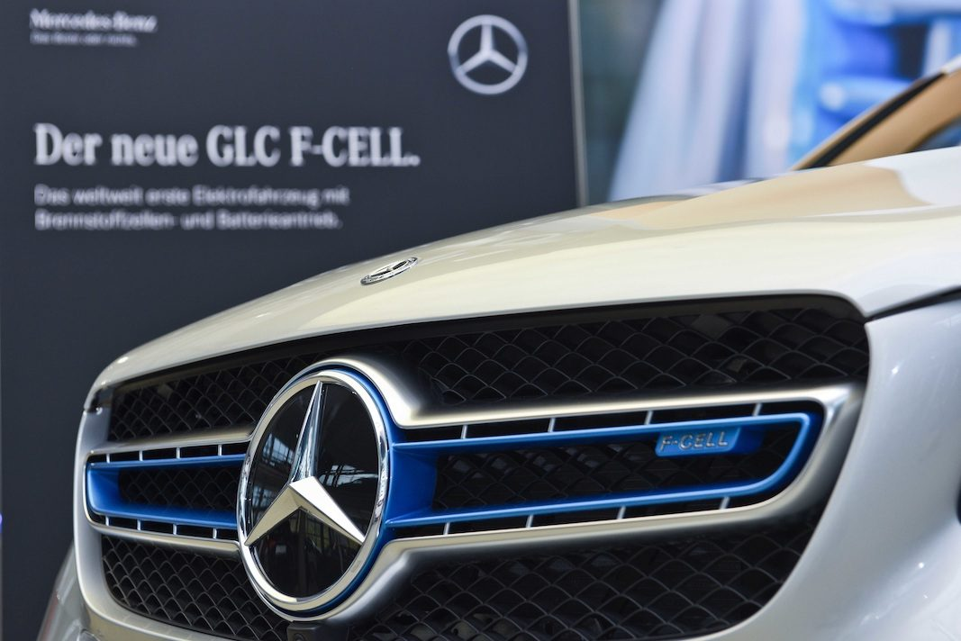 Trasvase de roles: Mercedes nombra nuevo director de Flotas