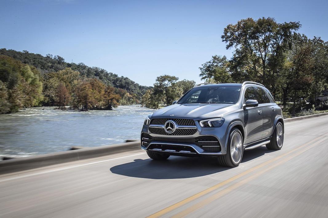 Mercedes-Benzabre pedidos para el nuevo GLE