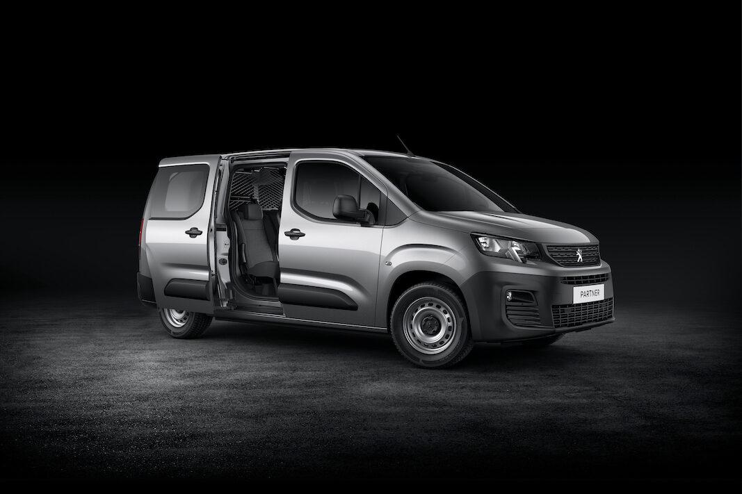 Peugeot renueva el Partner con un mayor acercamiento a los turismos