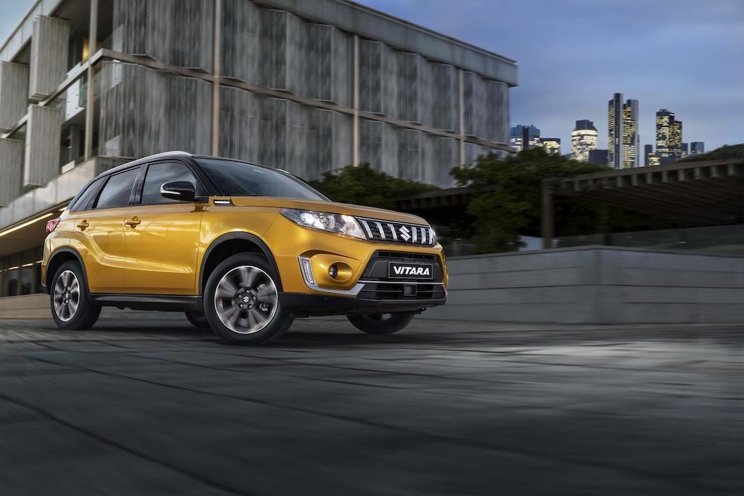 Suzuki  hace una profunda renovación del Vitara con diseño, nuevos motores y tecnología
