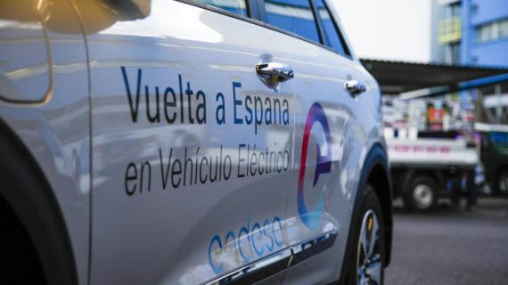 Finaliza la II Edición de la Vuelta a España en Vehículo Eléctrico