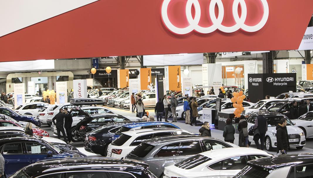 El Salón de Ocasión mostrará más de 3.500 vehículos seminuevos