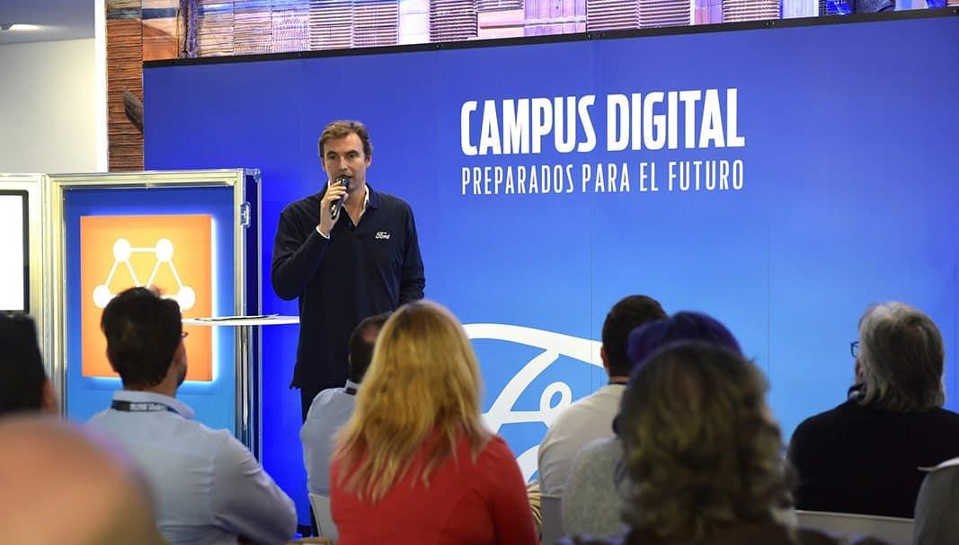 Ford crea una academia de emprendedores en su planta de Valencia