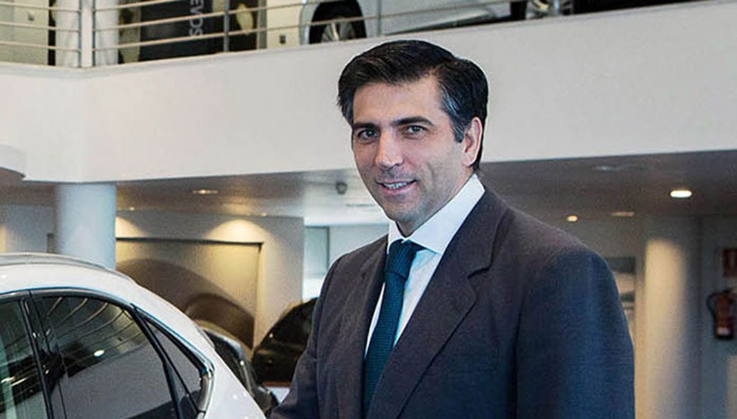 Toyota España elige a Miguel Carsi como nuevo presidente
