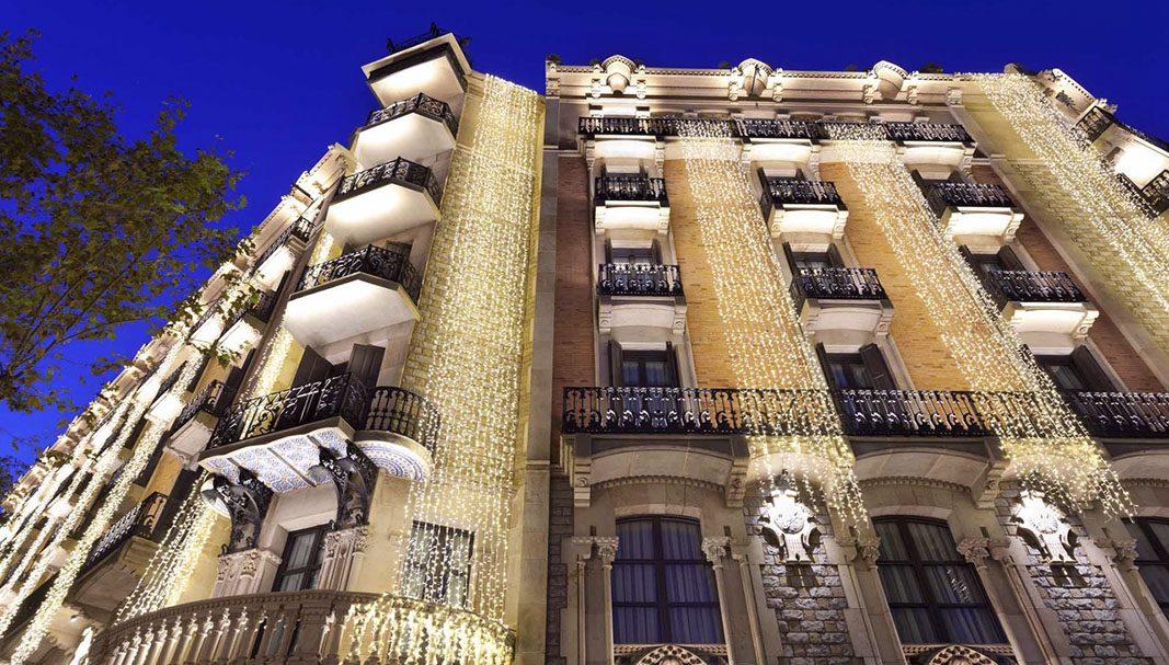 Martín Berasategui prepara un menú navideño para el Oria de Barcelona