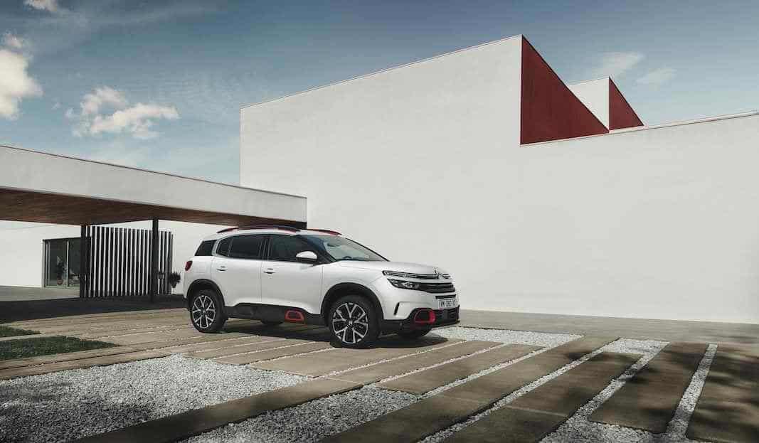 El nuevo SUV de Citroën, el C5 Aircross, llega al mercado español desde 32.490 euros