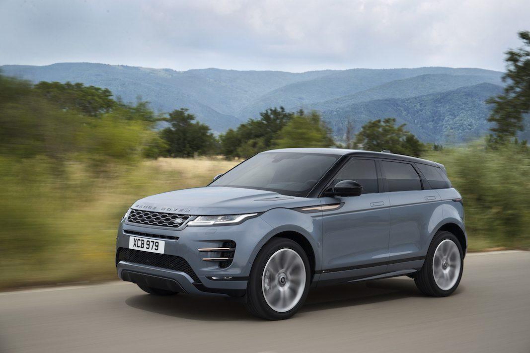 Land Rover apuesta por diseño e hibridación en la nueva entrega del Rover Range Evoque
