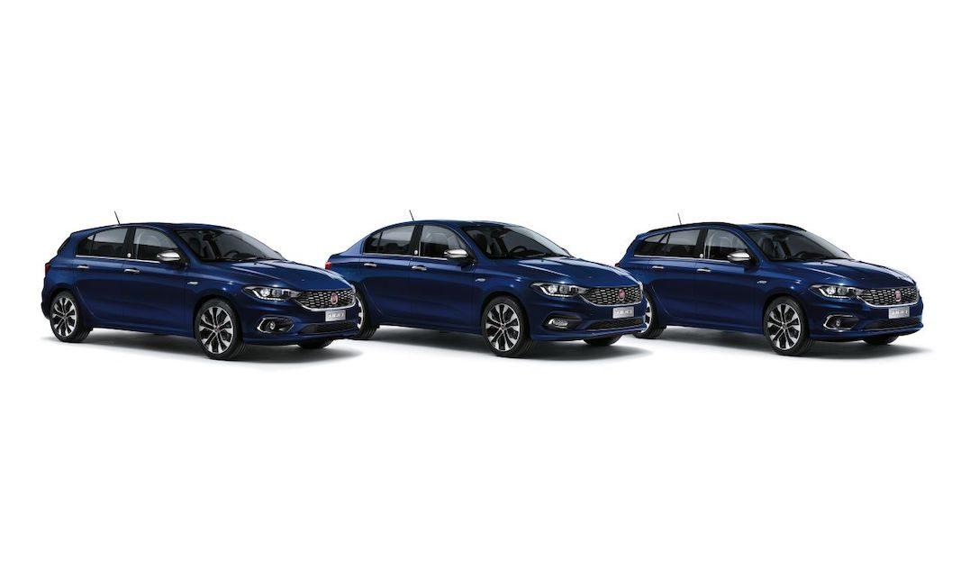 Fiat completa la gama Tipo con las versiones Mirror y Street