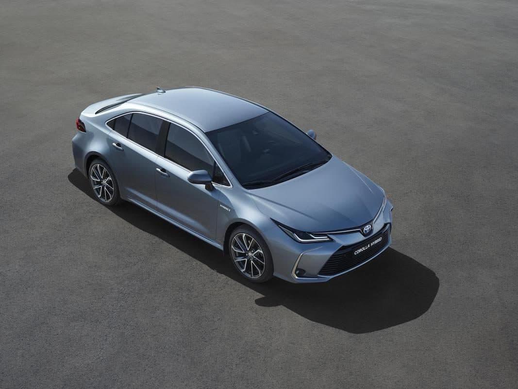 Toyota Corolla Sedan, nueva silueta de la familia Corolla Hybrid