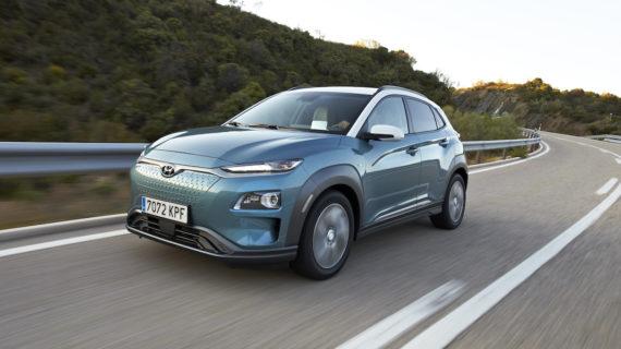El Hyundai Kona eléctrico, con hasta 482 km de autonomía, entre 38.500 y 44.950 euros