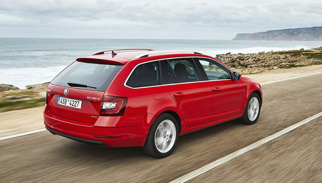 Skoda entrega 99.400 vehículos en octubre, un 7,4% menos