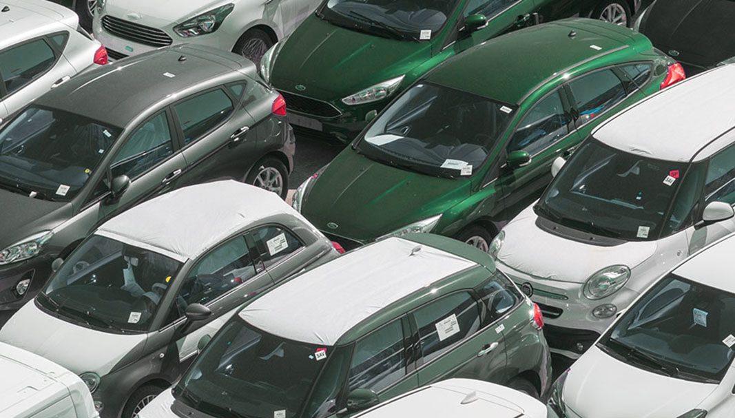 El número de vehículos asegurados crece un 2,28% en noviembre