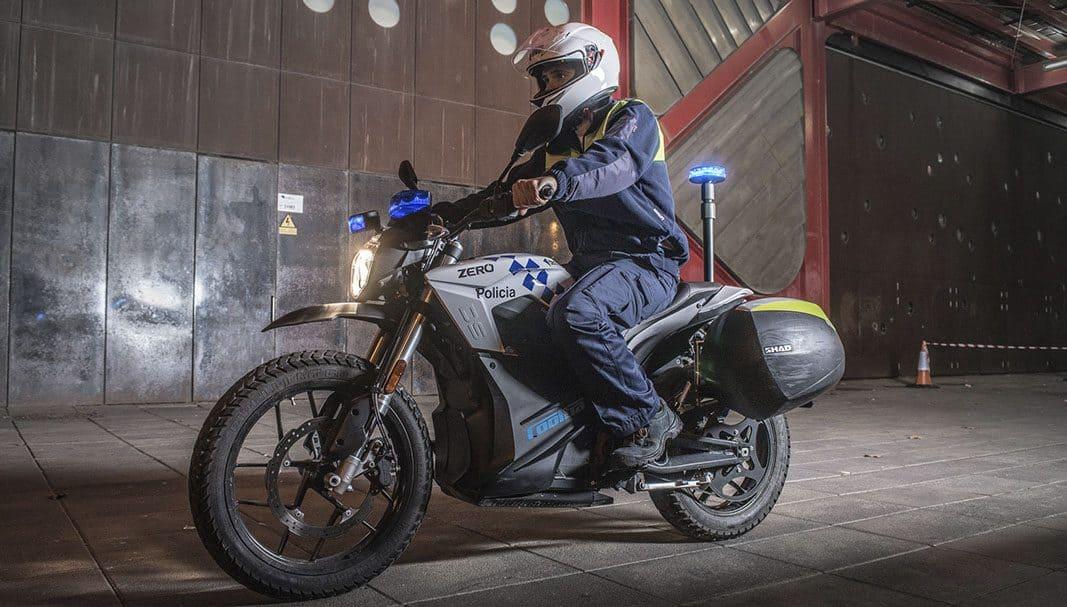 Cooltra, distribuidor oficial de motos eléctricas de la Administración Pública