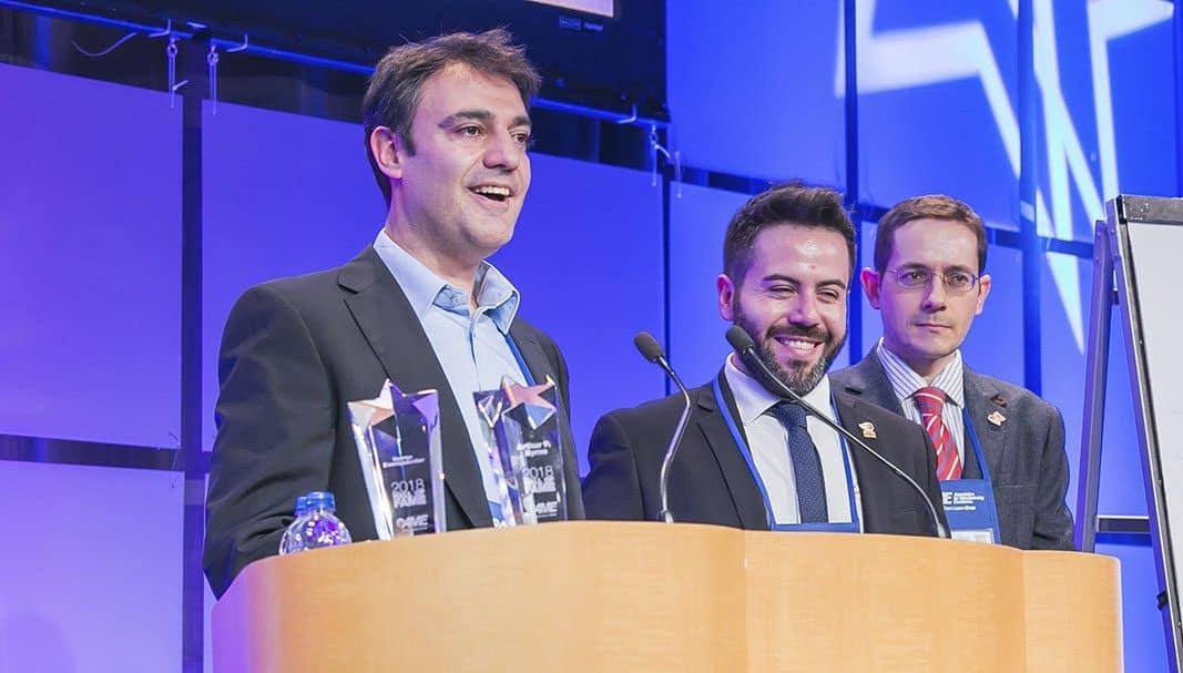 La planta IVECO de Valladolid recibe el AME Excellence Award