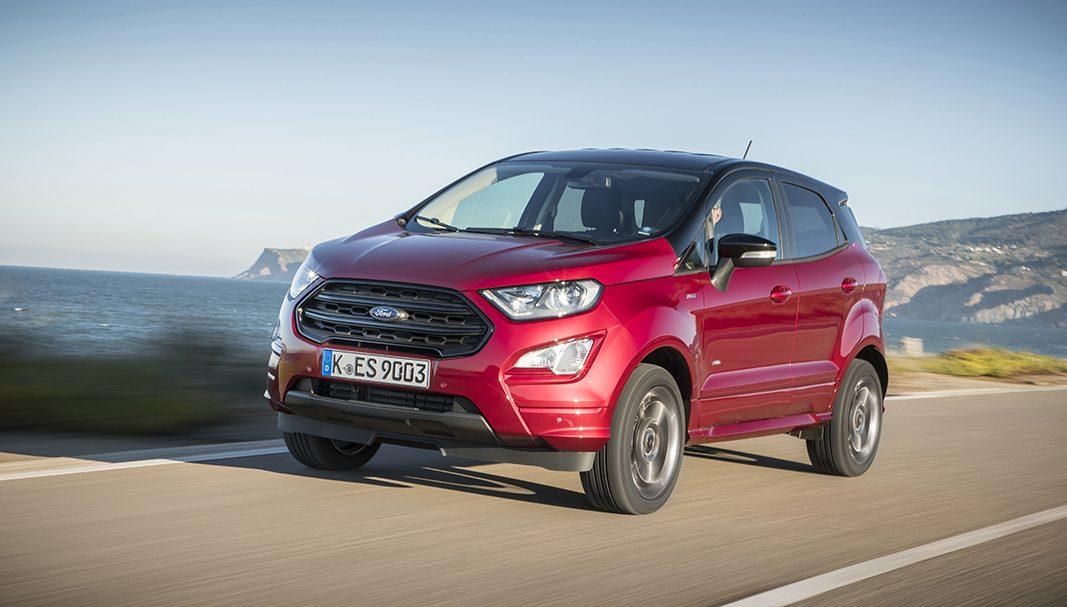 La gama de SUV de Ford bate récord en Europa