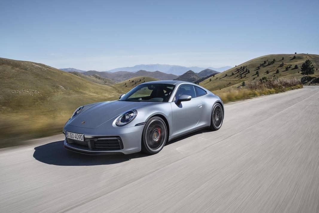 Aún más emocional, llega la octava generación para el Porsche 911