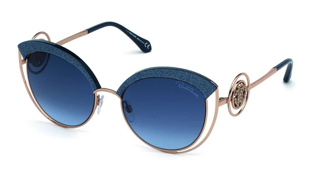 Mirando a la Dolce Vita con Roberto Cavalli eyewear