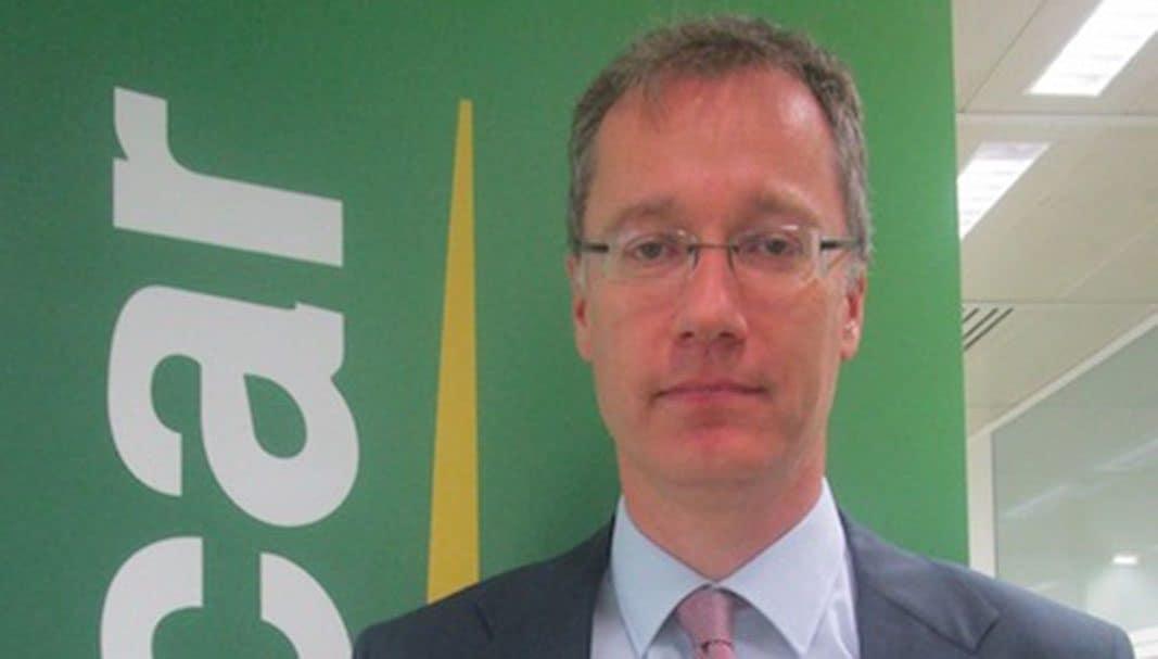 Tobias Zisik, nuevo director general de Europcar Mobility Group en España