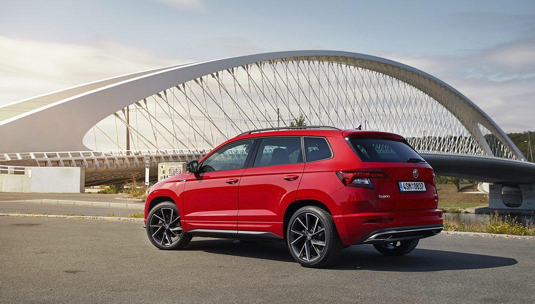 Skoda entregó 110.100 vehículos en noviembre en el mundo