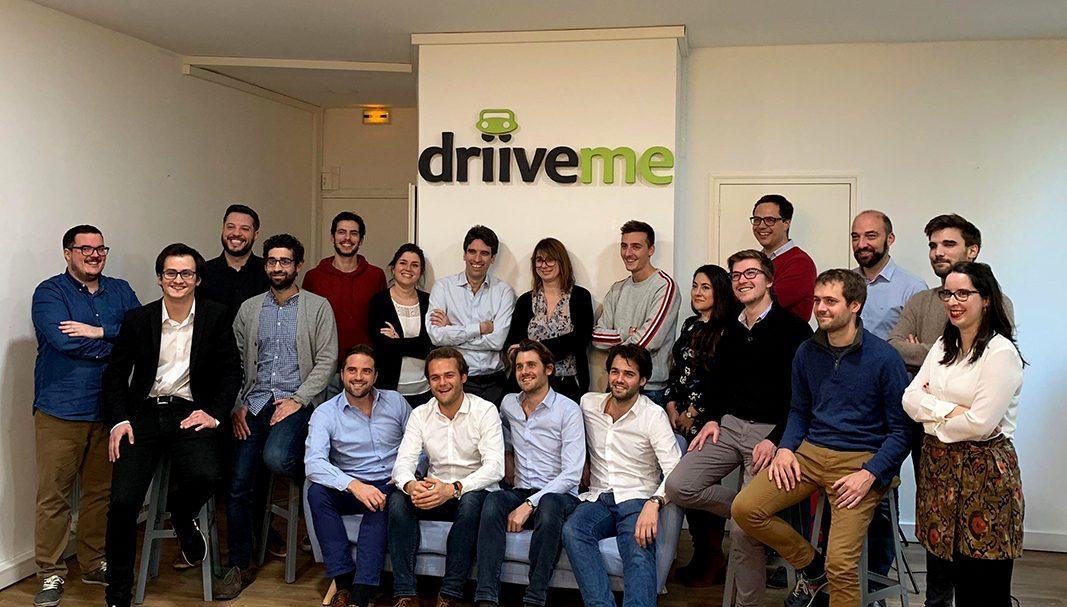 DriiveMe absorbe la startup española 1Rent