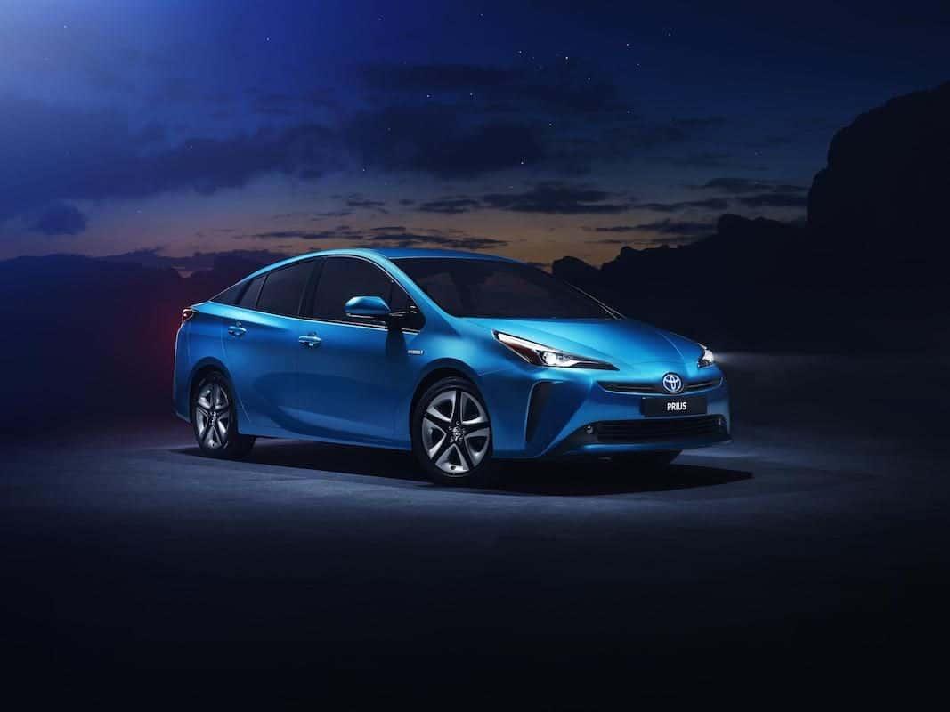 El nuevo Toyota Prius llega al mercado español desde 29.990 euros