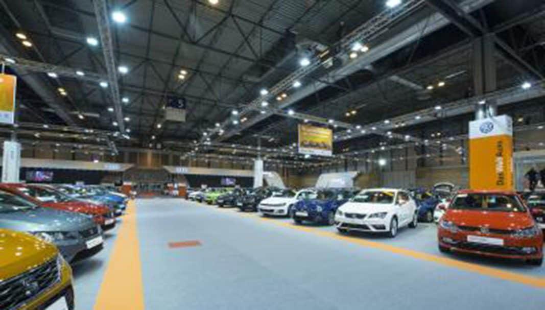 Las ventas de Vehículos de Ocasión industriales crecen un 8,8% hasta noviembre