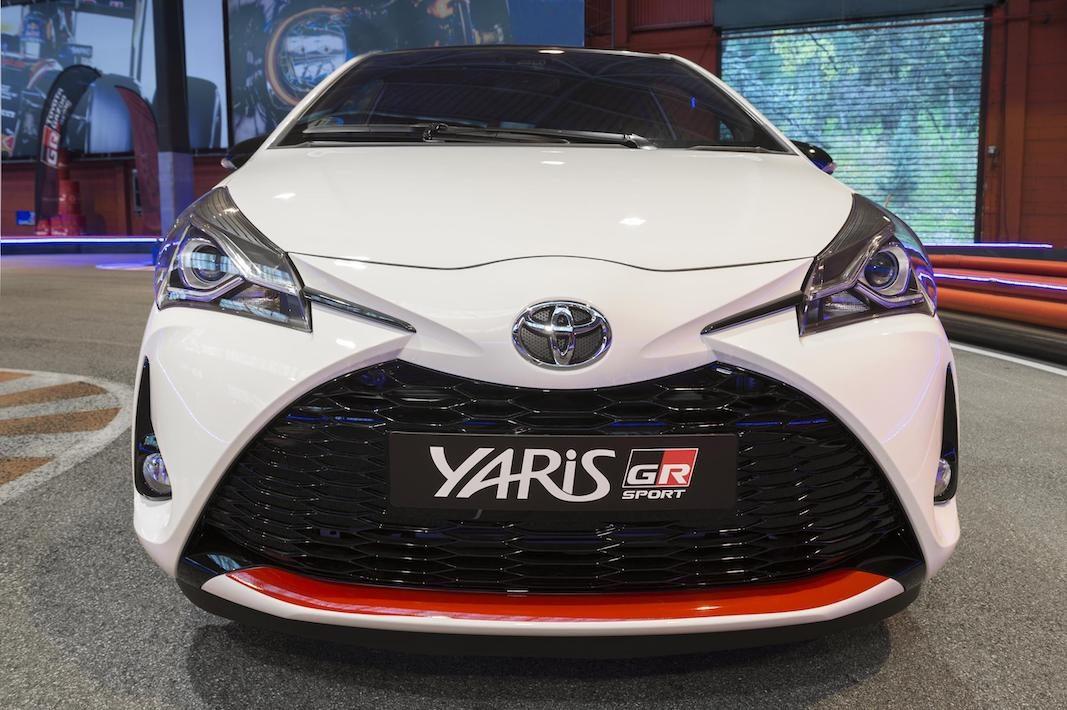 Toyota Yaris GR-SPORT, la versión más dinámica de la gama, a un paso del Yaris GRMN