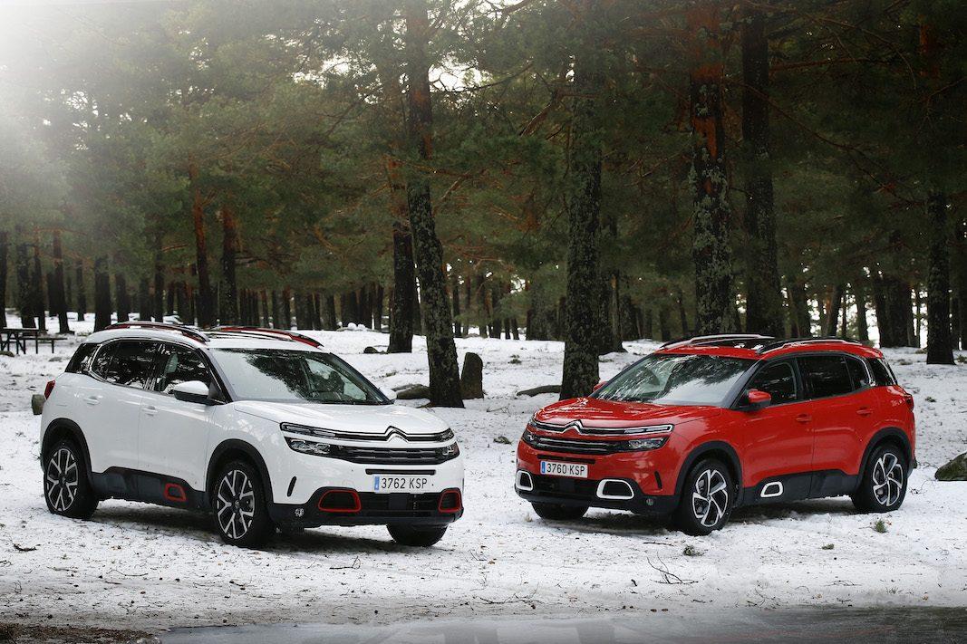 El nuevo Citroën C5 Aircross entra en el mercado español desde 18.590 euros