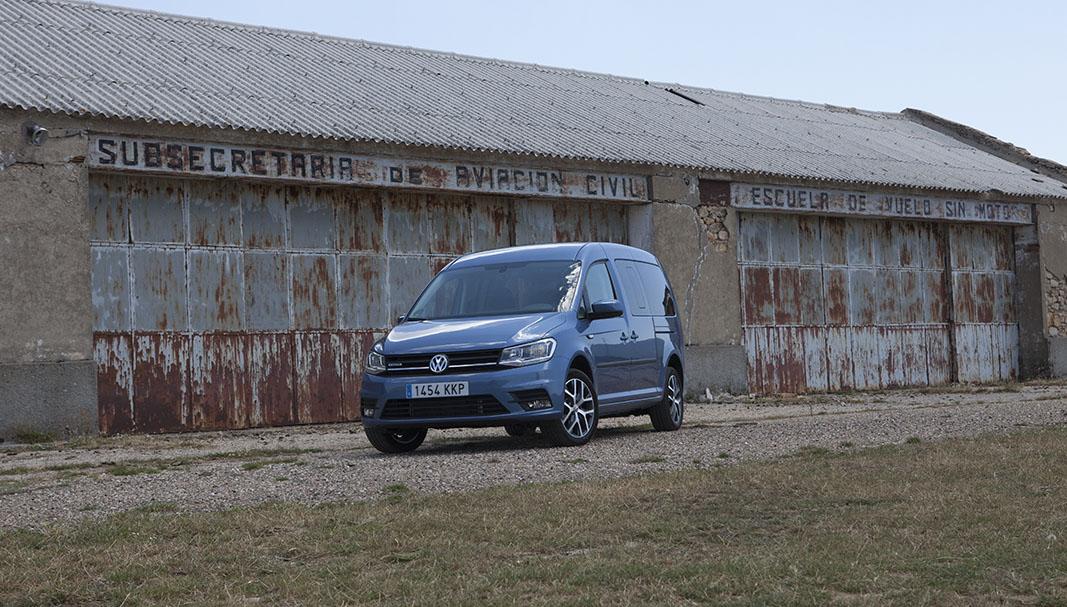 Volkswagen es la marca más vendida en febrero en entregas de renting a empresas. / FOTOGRAFÍA: FERNANDO ARÚS