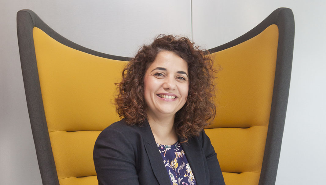Ana Gema Ortega es directora de Flotas de Renault España. FOTOGRAFÍA: FERNANDO ARÚS / @FLEET PEOPLE