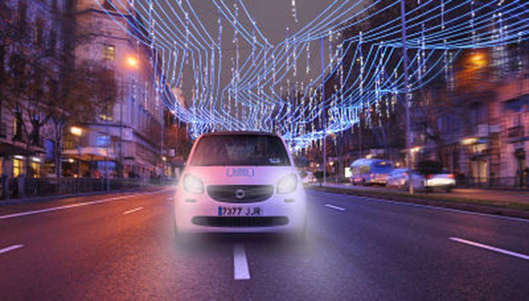 car2go cierra 2018 con más de 25 millones de alquileres de coches