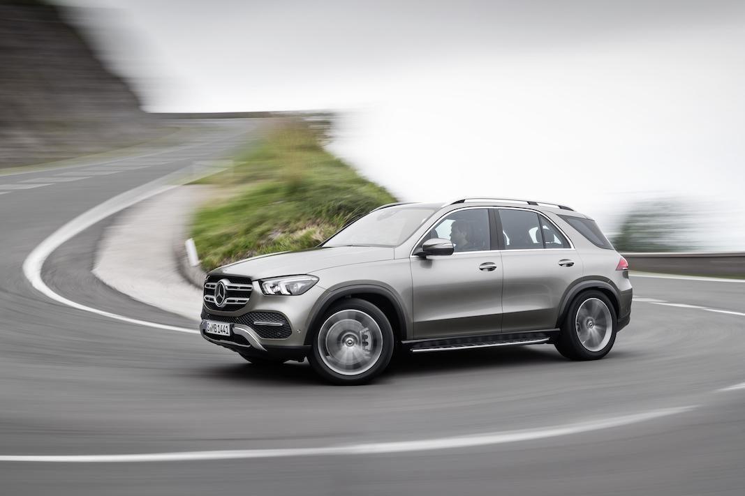 Mercedes-Benz abre pedidos para las versiones diesel 350 d 4MATIC y 400 del nuevo GLE
