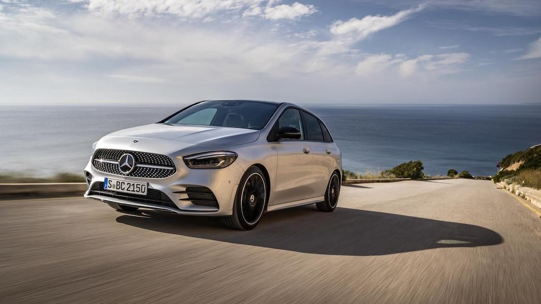 Mercedes-Benz Clase B, disponible desde 33.375 euros
