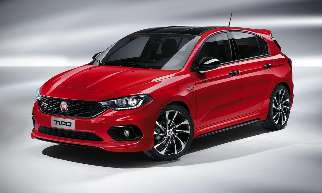 Fiat inicia 2019 con el estreno de la nueva gama Tipo