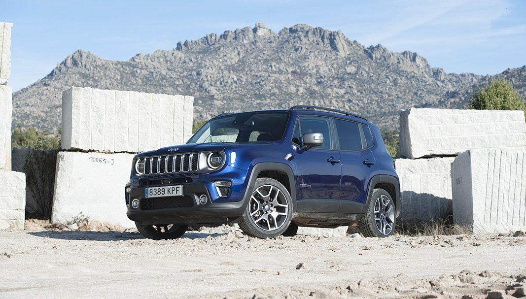 Renegade, el Jeep más pequeño con grandes aptitudes para el mercado de flotas