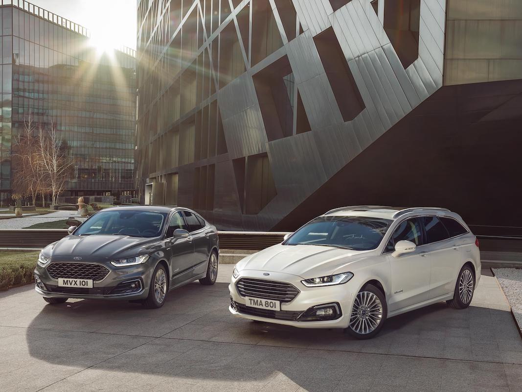 Ford renueva el Mondeo e incorpora a la gama un familiar híbrido
