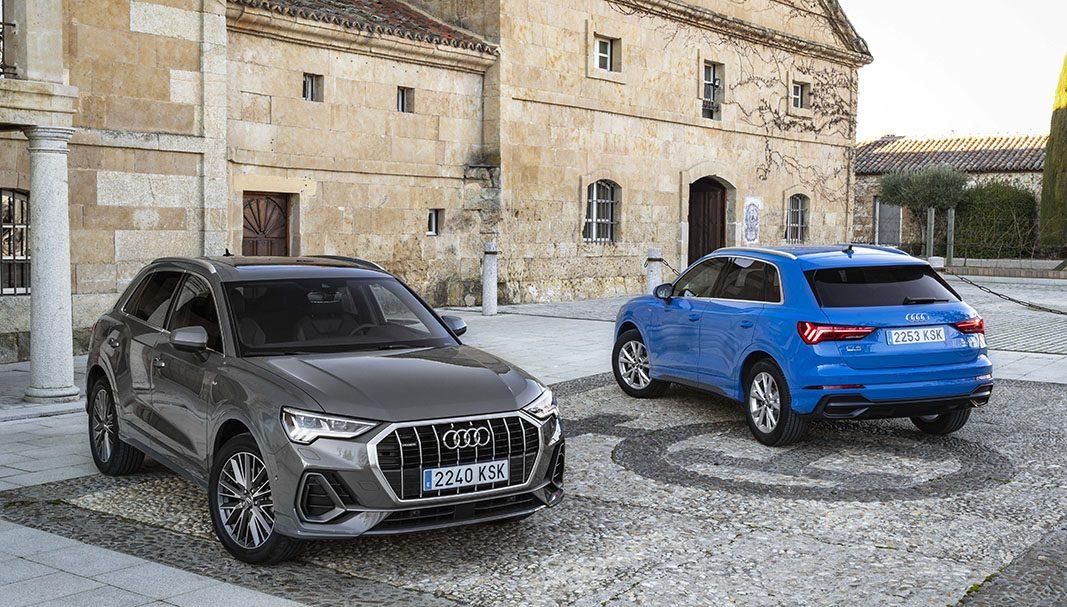 Audi lanza el nuevo Q3 para inspirar (más) a la clase profesional