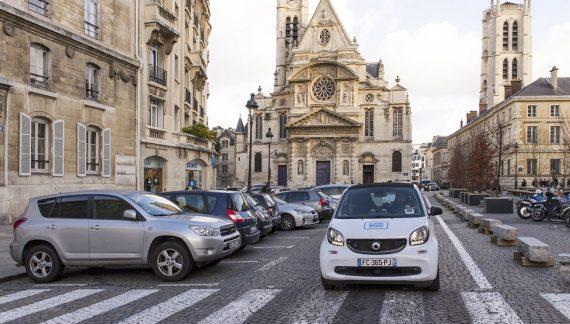 Car2go pierde 2,1 millones en España, un 43% más