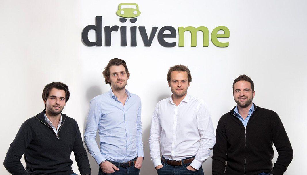 DriiveMe alcanza el millón de usuarios en Europa en 2018