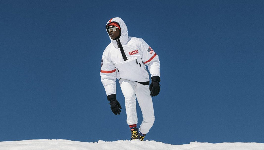 Ralph Lauren presenta lo último en prendas de abrigo con calefacción