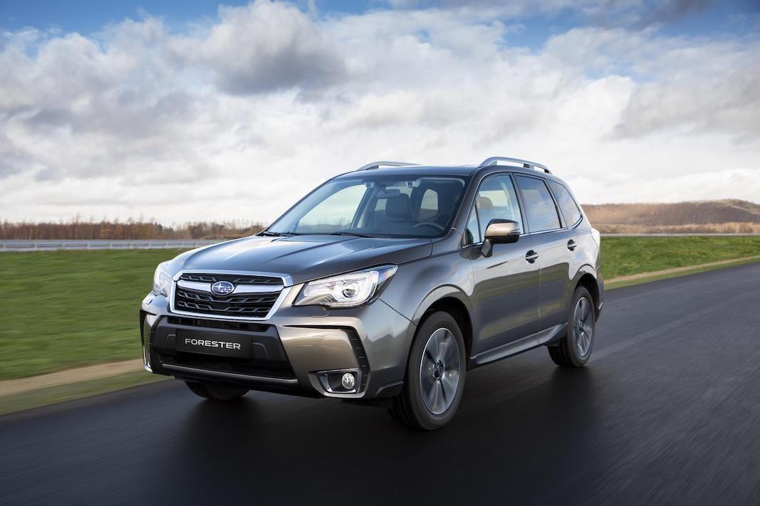 Subaru mejora el Forester para 2019, ahora con una versión Sport de acceso