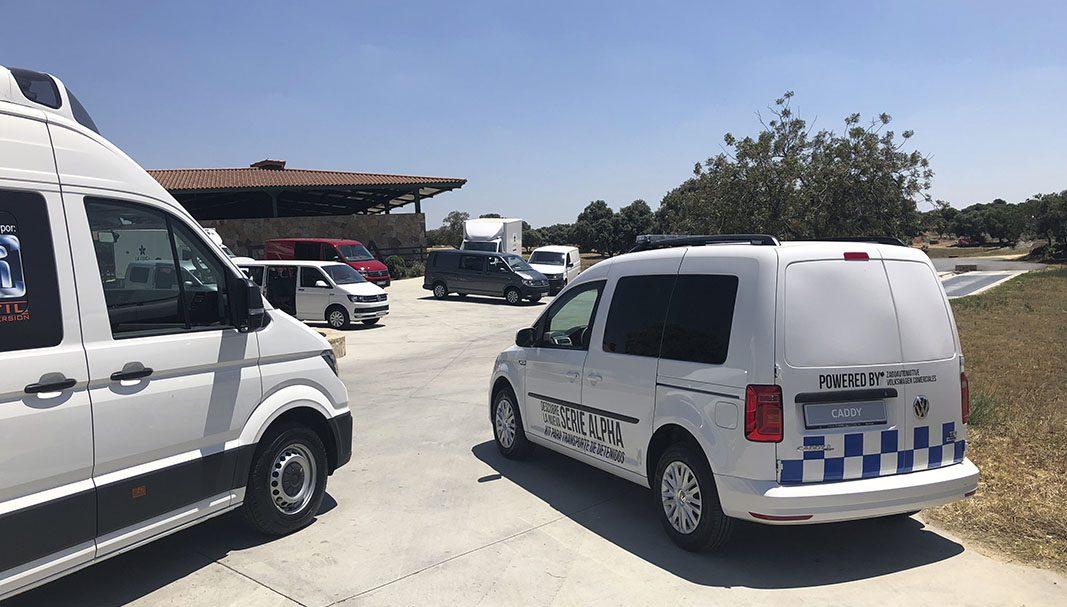 Volkswagen Vehículos Comerciales encuentra su lado más profesional
