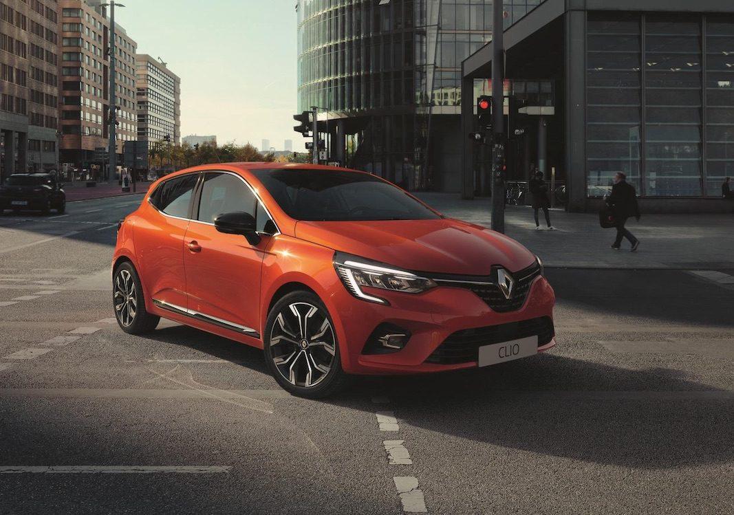 Renault pone a punto el lanzamiento en el verano de la quinta generación Clio
