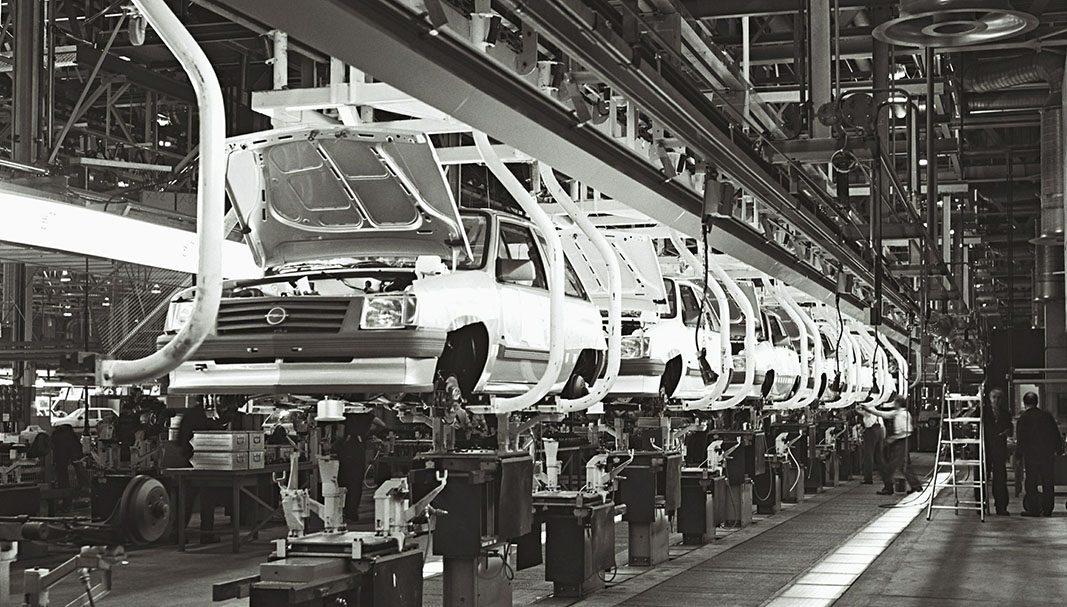 Los vehículos producidos en España mantienen el peso en renting