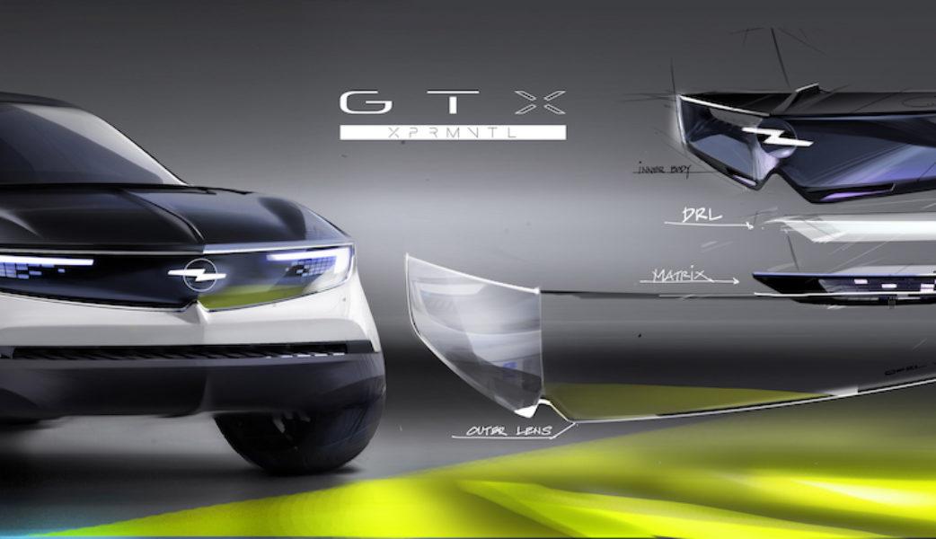2018 Opel GT X Experimental – Vizor