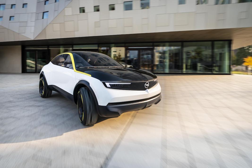 Opel GT X Experimental, el continente de los futuros modelos de Opel