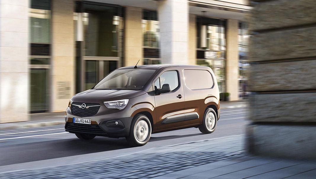Opel consigue un pleno profesional con el nuevo Combo: directo a pymes y autónomos