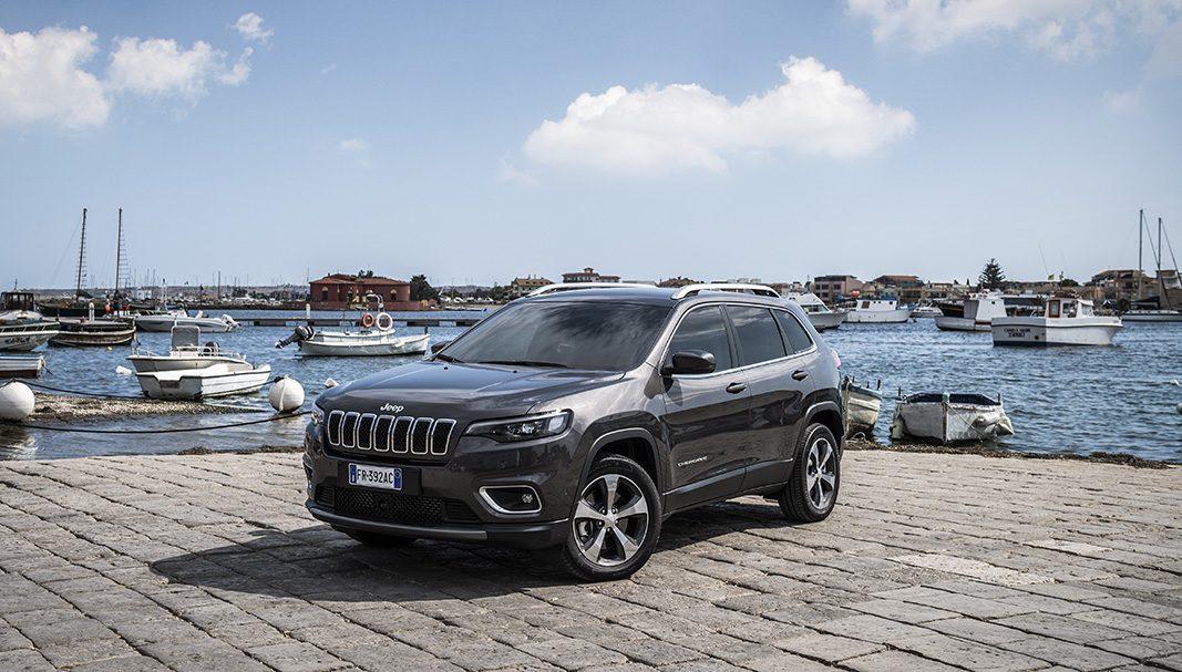 El nuevo Jeep Cherokee se engancha al profesional liberal con opciones de financiación para todos los bolsillos