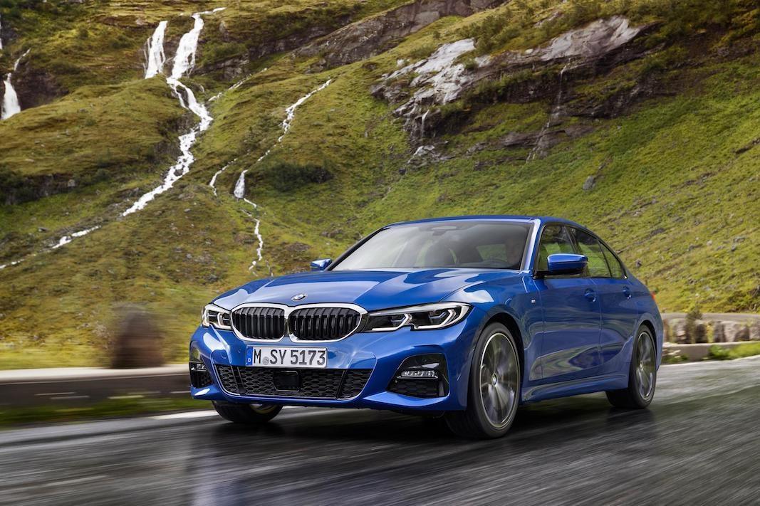 El nuevo BMW Serie 3 Berlina, desde 38.600 euros