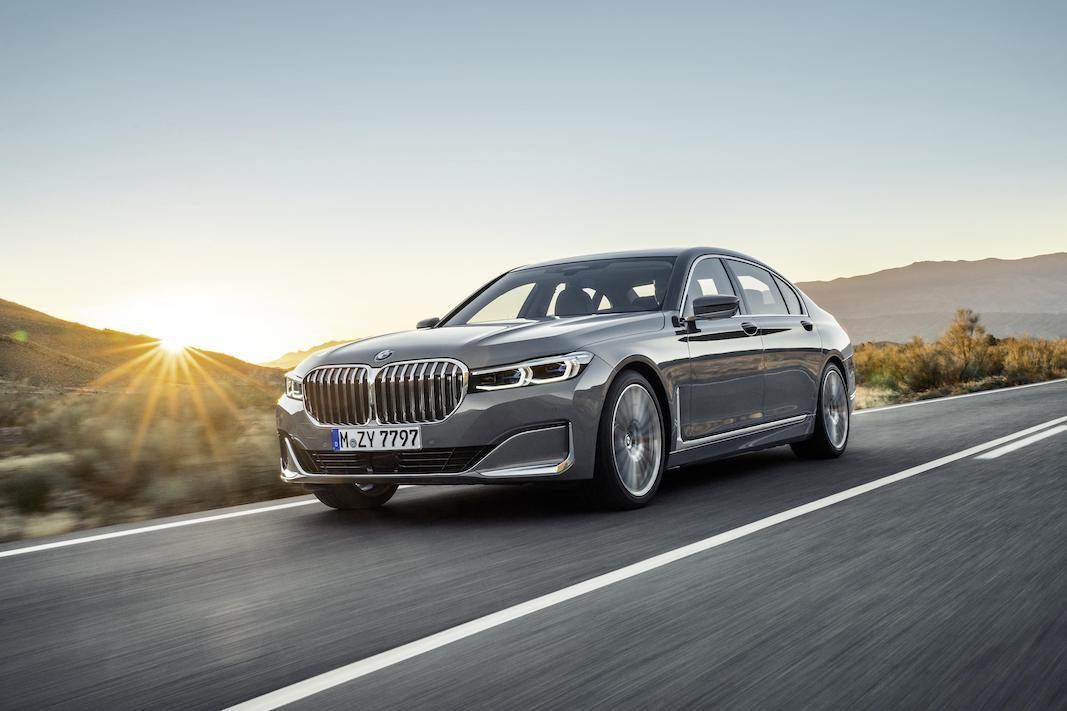 BMW actualiza la Serie 7 y enfatiza su estatus